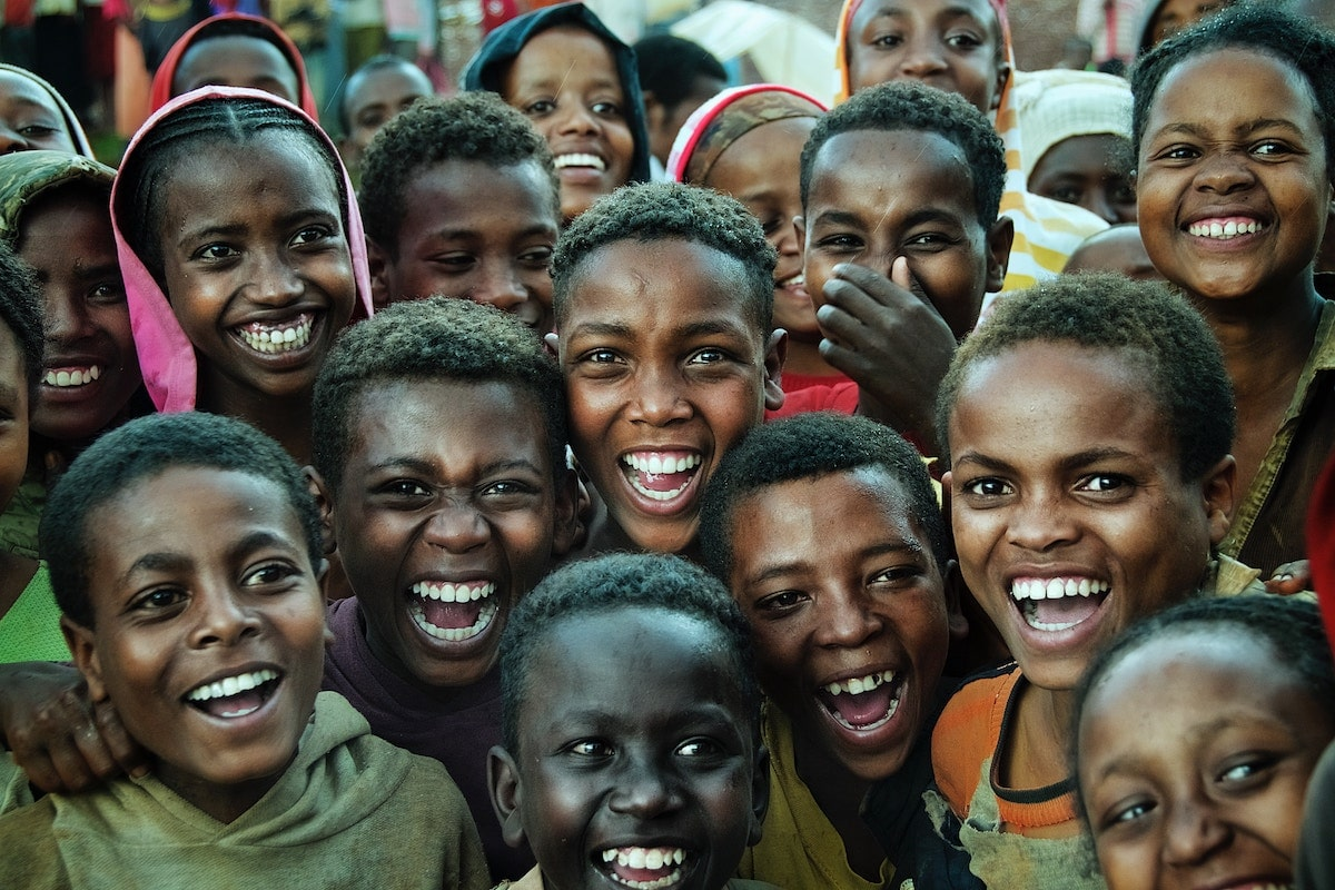 Ethiopian Children Will Receive Free School Meals Amid